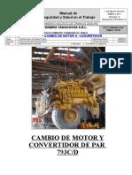 003 PETS Cambio Motor 793 C-D