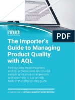 Importers Guide to Managing Product Quality