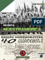Revista nuestrAmérica, volumen 2, número 3. 2014.