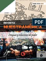 Revista nuestrAmérica, volumen 6, número 11. 2018. Lenguas y relaciones de poder