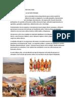 La Evolución de La Cultura en El Peru