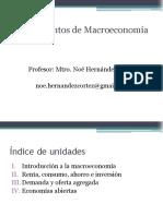 1 1 Introduccion La Ciencia Los Modelos y La Macroeconomia