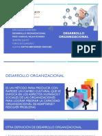 DO Desarrollo organizacional