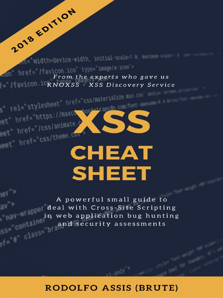 xss pdf | Html Element | Java Script
