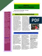 Support Serv Summer-Fall 08 Newsletter