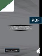 Discernir La Voluntad de Dios Mentor PDF