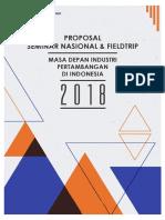 Proposal Semnas Ika 2018