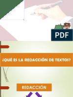 La Redacción de Textos