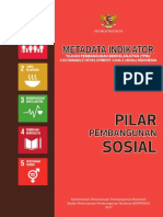 1. Buku Pilar Pembangunan Sosial