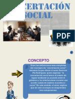 Concertacion Social