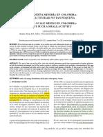 Lectura 2 -La pequena minería en Colombia.pdf