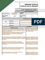 1.1 Plan Curricular Anual Educ. Ciudadan 2015