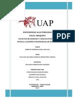 Tratado de Libre Comercio Entre Perú Mexico