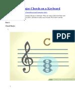 Keyboard pdf paper