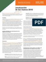 Marco de autoevaluacion de la higiene de las manos 2 OMS.pdf