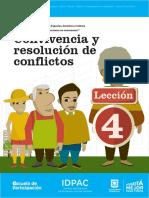 L4 Convivencia y Resolucion de Conflictos PH