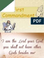 firstcommandment-130223222555-phpapp01