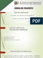 Uso de Vehiculos Samir TERMINADO