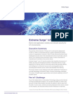 Extreme Surge Iot Solution White Paper