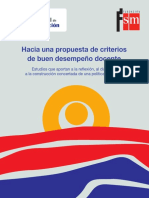 Propuestapreliminar FSM-Desempeño Docente