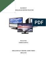 Handout Normalisasi Sistem TV