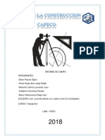 Informe de Nivelacion Cerrada-capeco