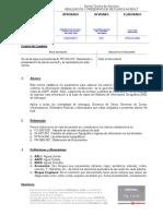 (NTS-IA-008) Realizacion y Presentacion de Planos as Built v-001