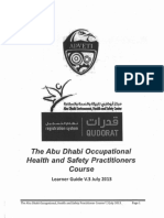 OSHAD Practitioners course.pdf