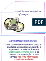 Recursos Materiais Na Enfermagem.w97 u
