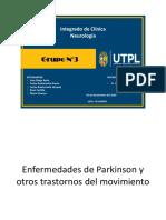Ayala, Bustamante G, Bustamante v, Castillo, Vivanco. Neurología.3