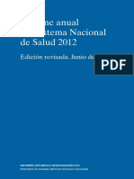 Encuesta Nacional España 2012 Revisado en Junio 2015