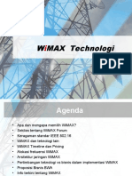 Wimax Persentase