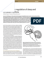 Saper Et Al 2005 - Hypothalamic Regulation of Circadian Rhythms