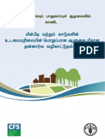 Sinhala Version of Voluntary Guidelines on the Responsible Governance of Tenure (VGGT)