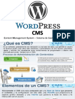 Introduccion Wordpress