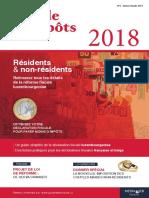 Guide Des Impots 2018 WEB