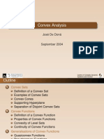 De Dona, J. - Convex Analysis - 32s