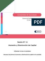 334336071 Ppt Contabilidad de Sociedades Sesion Aumento y Disminucion de Capital1 Ppt (1)