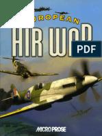 European Air War Windows 0ggv Manual