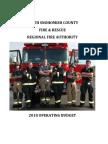 2018 RFA Budget