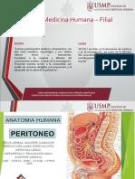 Clase Peritoneo i Dr Jaac