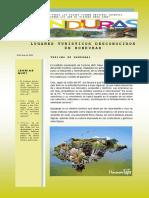 Revista de Lugares Escondidos de Honduras