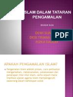 islam dalam tatanan pengalaman