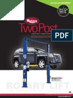 Rotary 2 Post Brochure