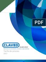 201805 Claved Tarifa Pvp 2017