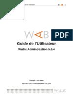 WAB User Guide Fr
