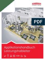 SEMIKRON Applikationshandbuch-Leistungshalbleiter de 2015-08-04