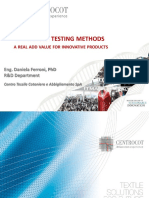 Advances in Testing Methods