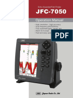 FF70 JFC-7050 Operational Manual