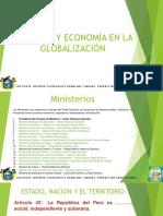 Sociedad y Economía en La Globalizan
